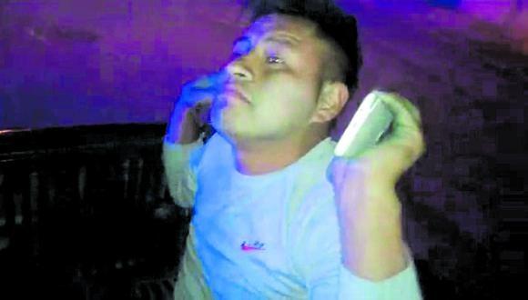 Junín: el presunto agresor quedo en calidad de detenido en la comisaría de Huancayo, mientras se desarrollen las investigaciones correspondientes.