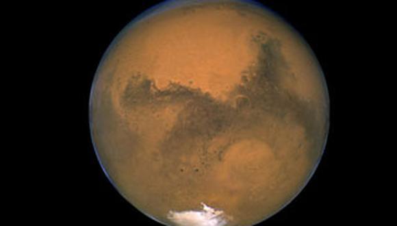 Nasa asustada con bacteria marciana
