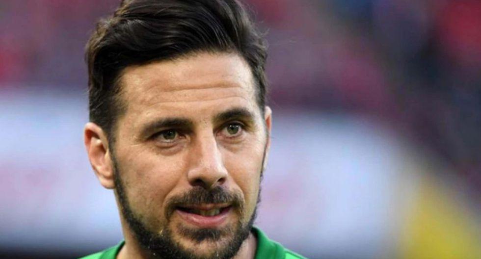 Claudio Pizarro ha participado en 15 de los 24 partidos que tiene Werder Bremen en la presente edición de la Bundesliga