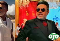 Andrés Hurtado reclama a Ricky Martin de haberse copiado su look | FOTO