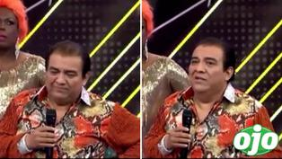 Manolo Rojas se quiebra al recordar a su hermano que murió de COVID | VIDEO