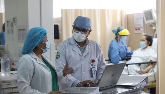 La plataforma Resuelve arroja información de todos los afiliados a los diferentes tipos de seguros de salud que existen en el país. (Foto: Andina)