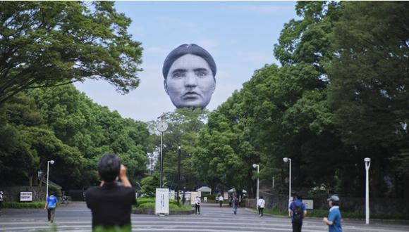 Es parte de un proyecto lleva el nombre de Masayume (sueño profético, en español) y fue elaborado por un equipo especializado en arte contemporáneo.