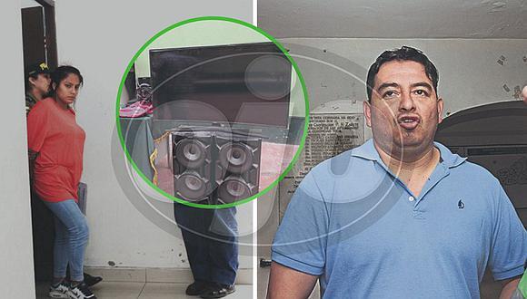 """""""Pepera"""" dopa a médico, pero es detenida cuando intentaba robar departamento"""