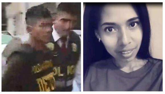 El cuerpo de Joyci Marina Pacaya Flores fue hallado dentro de un departamento en Santa Anita, el pasado 19 de septiembre. (Captura:)