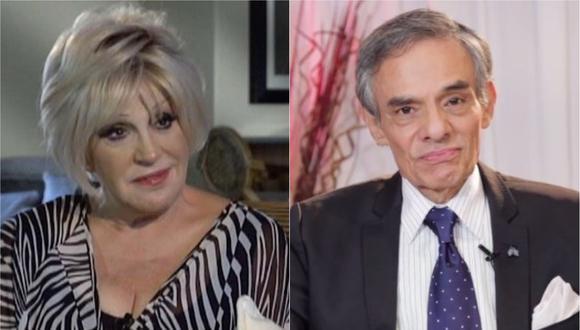 La ex esposa de José José arremetió contra su serie biográfica. (Foto: Composición/Capturas)
