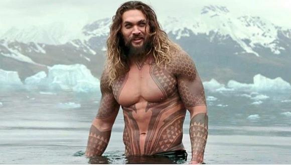 El increíble antes y después de Jason Momoa 'Aquaman' que ha alborotado las redes (FOTOS)