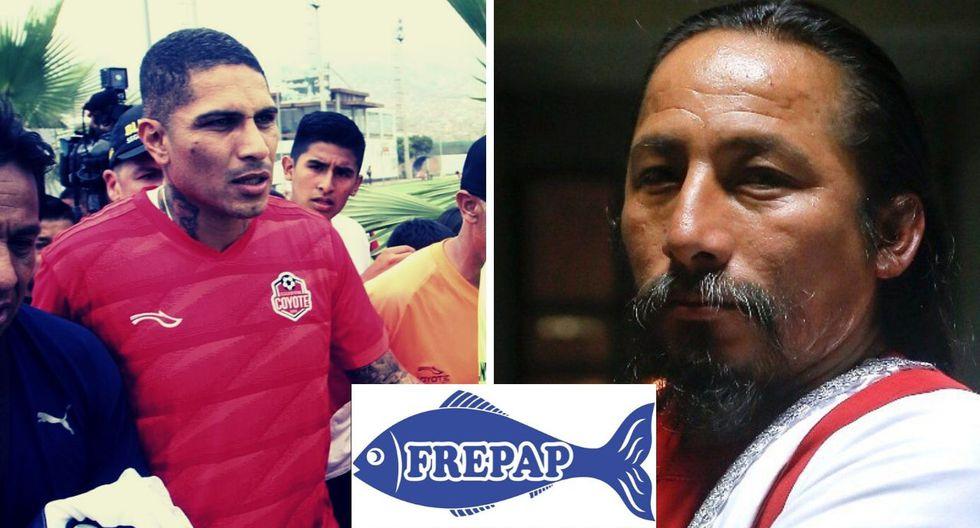 Hincha israelita celebra triunfo del FREPAP y agradece a Paolo Guerrero por su 'apoyo' | FOTO: GEC