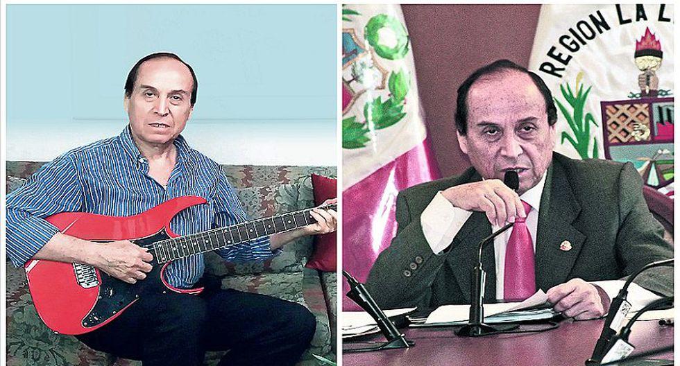De rockero a político: conoce la historia del consejero regional de La Libertad