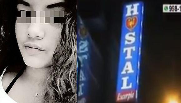 Joven es hallada muerta en hostal en extrañas circunstancias