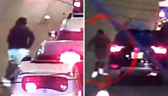 Cae banda de delincuentes integrado por adolescentes y dedicado al robo de celulares | VIDEO