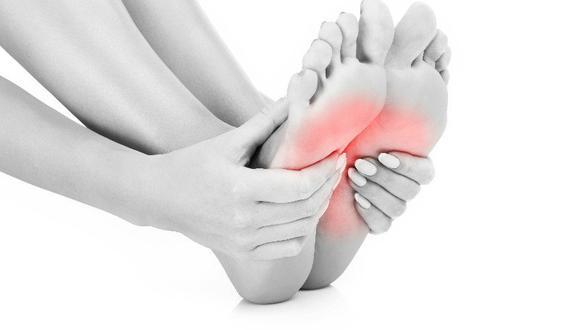 ¿Cómo el pie puede alterar el organismo?