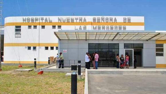 Piura: Venezolano es llevado a hospital Las Mercedes de Paita tras enfrentarse a balazos con la policía. Su cómplice logró escapar.