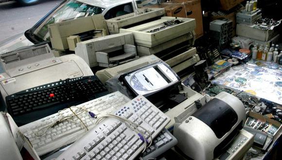 ¿Donde se puede botar celulares viejos y más electrodomésticos sin que contaminen al medio ambiente?