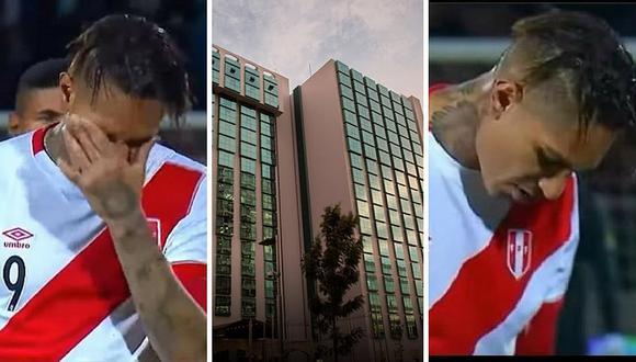 Swissôtel se defiende luego que Paolo Guerrero reprochara la poca ayuda