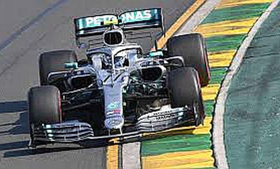 "Fórmula 1: Bottas gana en Australia por delante de su ""jefe"" Hamilton"