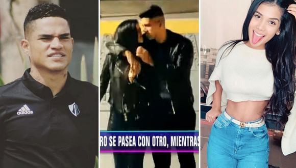Valeria Roggero habría sido infiel a Anderson Santamaría con modelo argentino│VIDEO