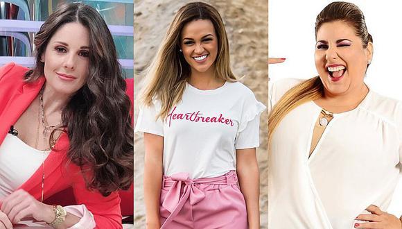 4 famosas peruanas que aman a Thalía y se unen a divertido reto viral
