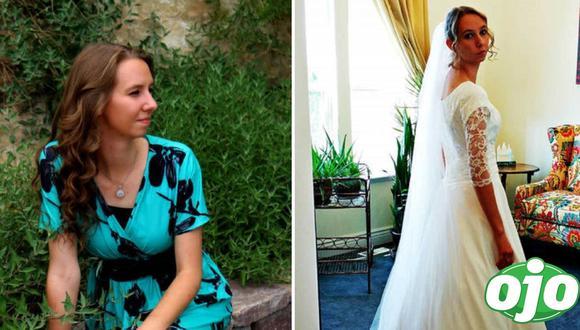 Mujer cancela boda. Foto: (redes sociales).