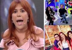"""Magaly Medina se 'achora' con otros programas de espectáculo: """"Aprendan ya copiones""""   VIDEO"""