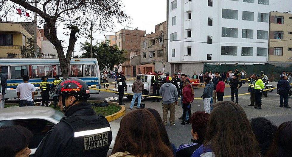 Cercado de Lima: Adolescente de 13 años muere atropellada cerca a la UNMSM