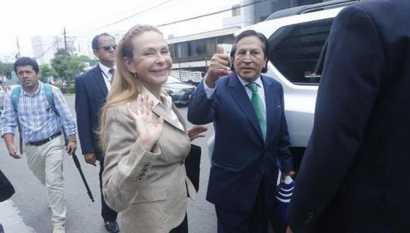 Fiscalía pide 16 años y 8 meses de prisión para Alejandro Toledo y Eliane Karp