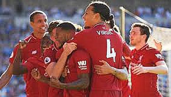 Premier League: Liverpool vence de visita al Cardiff y retoma la punta