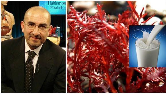¡Ay, no! Doctor Elmer Huerta revela detalle desconocido sobre la carragenina