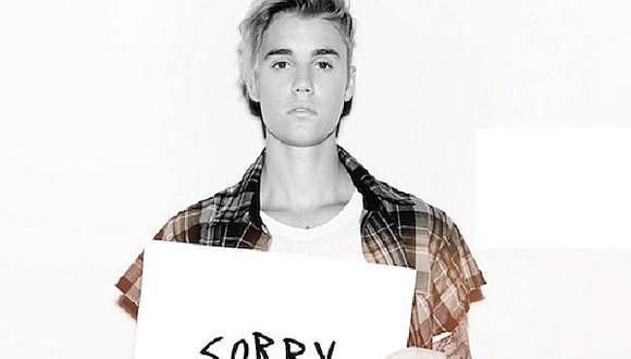 """Justin Bieber es demandado por supuesto plagio de su gran éxito """"Sorry"""" [VIDEO]"""