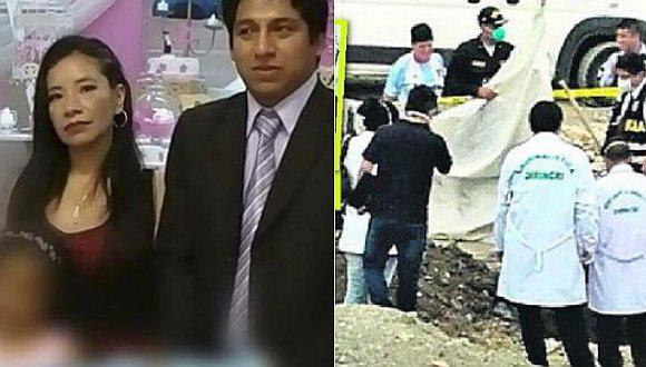 Mototaxista confiesa que mató a su esposa e hija de cinco años