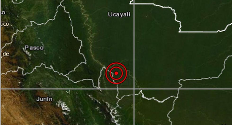 Las autoridades locales del Instituto Nacional de Defensa Civil (Indeci) aún no han reportado daños personales ni materiales a causa del sismo, que ocurrió esta noche. (IGP)