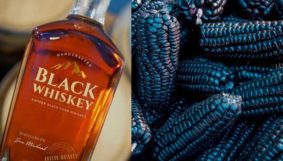 'Black Whiskey' saldrá a la venta en quincena de noviembre. (Fotos: Black Whiskey / El Comercio)