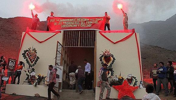 Sendero Luminoso: Movadef saca cara por el mausoleo y ataca a PPK