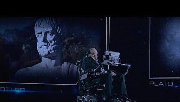 Stephen Hawking aparece en holograma durante conferencia en Hong Kong