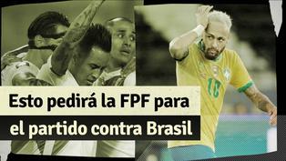 Brasil vs Perú: lo que pedirá la FPF a la Conmebol para el partido contra el Scratch