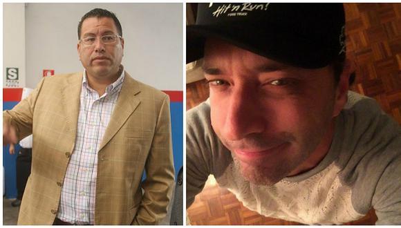 ¿Qué dijo Carlos Galdós cuando le preguntan si es el reemplazo de Phillip Butters?