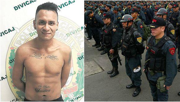 Callao: Policías son agredidos por posesionarios de ketes y marihuana