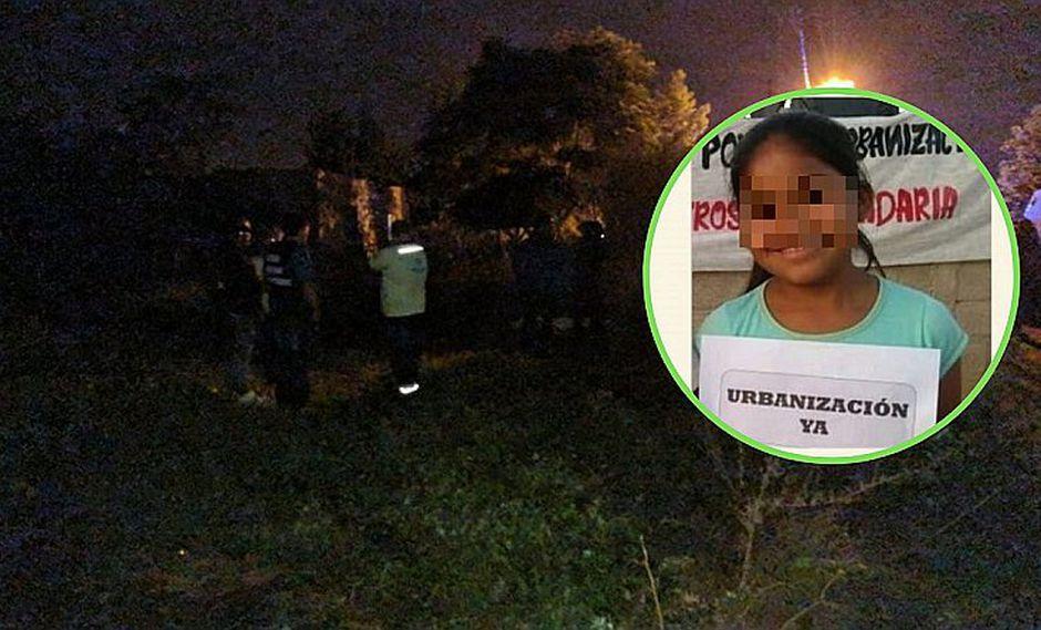 Triste desenlace con niña de 11 años: es hallada muerta tras salir a comprar pan (FOTOS)