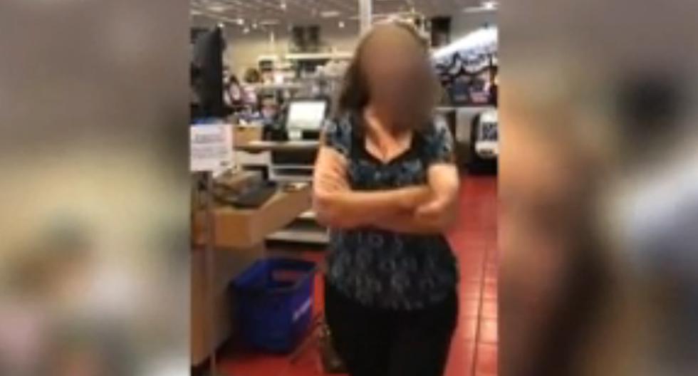 El hecho sucedió en Jacksonville (noreste de Florida). Sprague denunció el hecho ante la policía y colocó en redes sociales el video, que inmediatamente se hizo viral. (Captura de video / First Coast News).