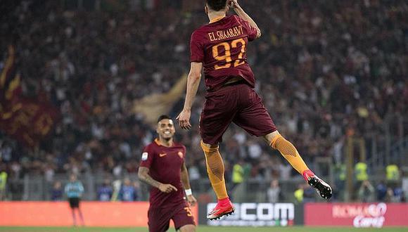 Serie A: Roma se mantiene en pelea por el título al ganar 3-1 a Juventus
