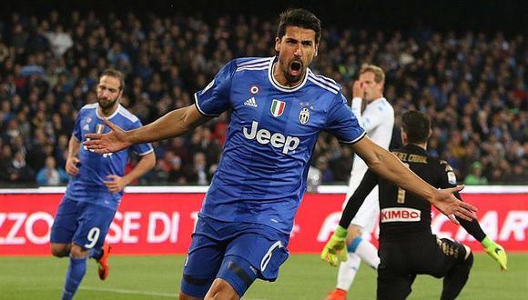 Serie A: Juventus arranca empate en Nápoles y sigue de cómodo líder