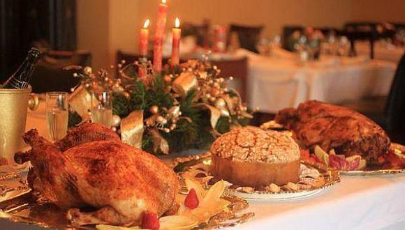 Cena navideña para diabeticos