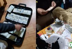 Hallan maleta con medio millón de soles en allanamiento a oficinas del gobierno regional de Junín