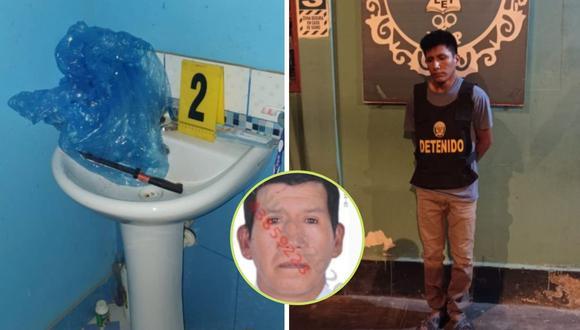 Joven es acusado matar a su padre de siete puñaladas tras fuerte pelea en su casa | VIDEO