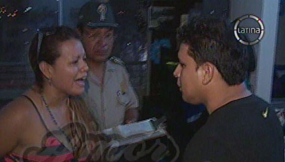 Florcita Polo y Néstor Villanueva protagonizaron tremenda pelea [VIDEO]