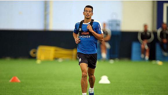 Luis Hernández pasa del Leicester al Málaga por cuatro temporadas