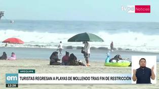 Turismo en Perú: Playas de Arequipa autorizadas para recibir visitantes