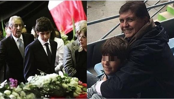 Federico Danton ya tiene cuenta oficial de Instagram y publica emotiva foto junto a su padre Alan García