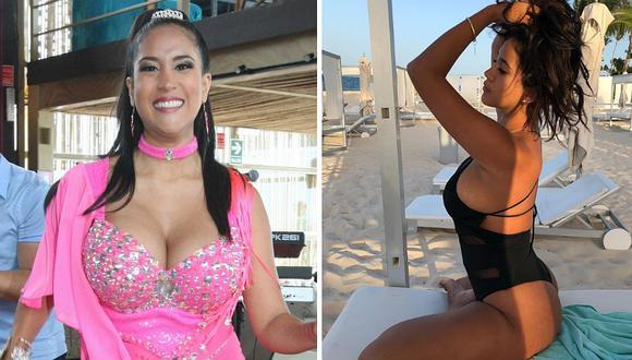 """Melissa Paredes aclara sobre reducción de implante de senos: """"es mi cuerpo, yo decido"""""""