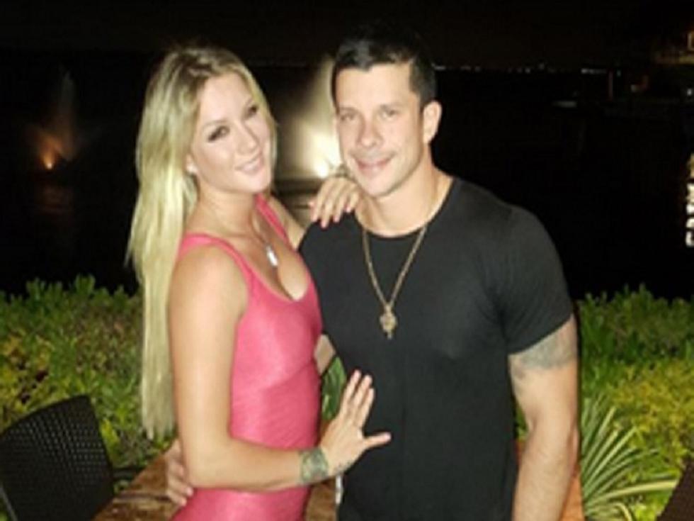 Mario Hart y Leslie Shaw viajaron juntos a Cancún [FOTOS]
